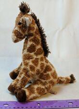 Douglas Cuddle Toys Giraffe Plush Stuffed Animal, Seated