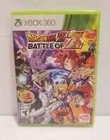 Dragon Ball Z: Battle of Z - Xbox 360 Video game