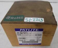 PATLITE ALUMINUM BASE SZ-011