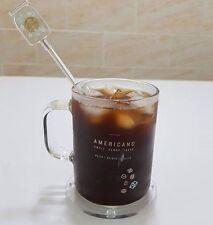 [Starbucks] Korea 2017 Summer Siren Handle Glass 502ml