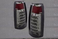 88-98 Chevy Silverado 94-99 Suburban /Tahoe 99-00 Escalade LED Taillights Smoked