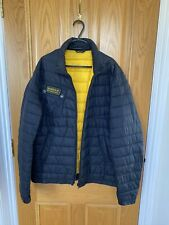 Barbour Down Jacket Black Size XL
