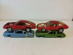 1970S CHEVY MONZA MODEL CAR JUNKYARD 1:25 AMT MPC
