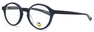Eyebobs Reading Glasses Blue Round 2444 10 Top Notch Brand New Eyeglasses 47mm