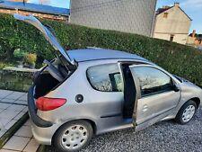 Peugeot 206 1.4 Hdi Eco pour pièces ou à réparer