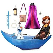 Disney Anna Classic Doll Adventure Play Set Frozen 2 New With Box