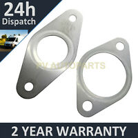 FOR FORD TRANSIT TOURNEO 2.2 TDCI 110 MK7 (2008-2008) EGR VALVE GASKET METAL X2