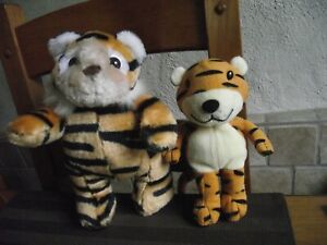 /   LOT PELUCHES ( tigre )  /