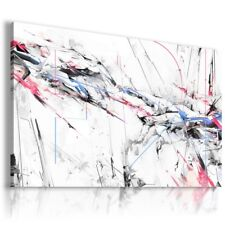 PAINTING SPLASH MARBLE PRINT Canvas Wall Art Abstract Picture  AB312 MATAGA .