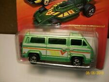 Hot Wheels - The Hot Ones - Sunagon ( Green ) VHTF