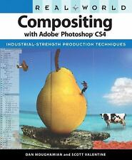NEW - Real World Compositing with Adobe Photoshop CS4
