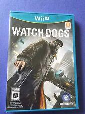 Watch Dogs (Wii U) NEW