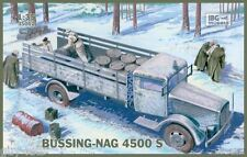Camion Allemand BÜSSING NAG 4500S, WW2  - KIT IBG Models 1/35 n° 35012
