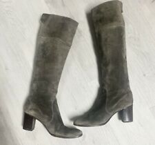 Gucci Genuine Suede Leather Boots. 100% Authentic. Retail- $2500