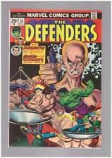 Defenders # 16  Magneto's Brotherhood of Evil Mutants !  grade 9.0 scarce book !