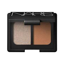 Nars Duo Eyeshadow Indian Summer (Shimmer Platinum Beige/Matte Caramel) New Box