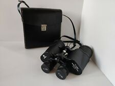 Vintage Binoculars 7x50 Unknown Maker Supra Russian/Chinese 70s with Case