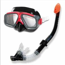 Intex Tauch + Schnorchel Set Surf Rider,  Kinder Schnorchel + Taucherbrille ,(K)