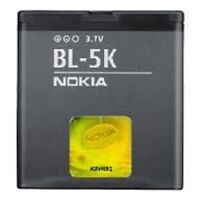 Original Akku Nokia N85 / N86 8MP Batterie Accu BL-5K 1200mAh 3,7V Li-Ion