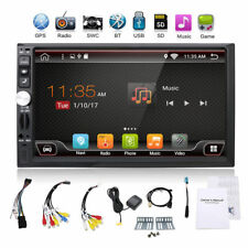 "7"" Android 6.0 Autoradio Bluetooth Navigation Doppel 2DIN USB GPS 3G WIFI RDS BT"