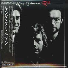 KING CRIMSON-RED -JAPAN MINI LP HQCD G09