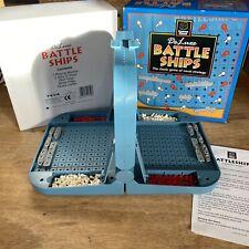 Games Chest Deluxe Battle Ships - COMPLETE VGC Battleship