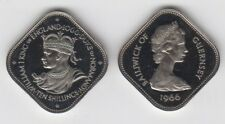 Guernsey 1966 Proof coin - Norman Conquest - William the Conqueror