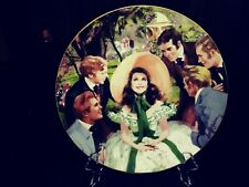 Gone With The Wind Scarlett O'Hara Collector Plate