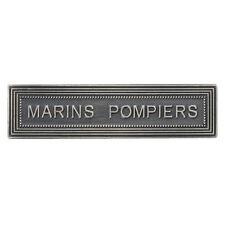Agrafe pour médaille Ordonnance MARINS POMPIERS