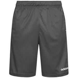 Adidas Essentials Men's Fashion Sports Training Fitness Shorts GD0507 Grey New
