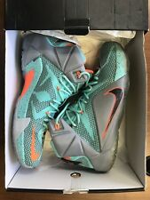 Nike LeBron XII Air Mag NSRL Us Mens Size 13 Worm On Inside Court Only With Box