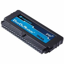 PQI 10 x 256MB DOM Disk On Module Industrial IDE Flash Memory 40 Pins Genuine