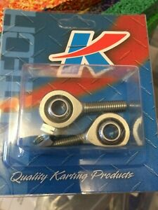 Go Kart - Tie Rod End & Nut 8mm Male KIT - BRAND NEW