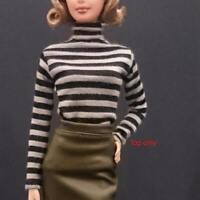 """Handmade~Doll dress for 12/"""" Doll~Barbie,FR,Silkstone,Curvy barbie#B10-1-001446-0"""