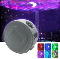 NEW USB LED Galaxy Ocean Projector Starry Night Light Lamp Star Sky Projection!~