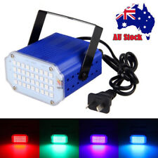 36 LED Mini Projector DJ Disco Light Stage RGB Party Laser Lighting Show AU Plug
