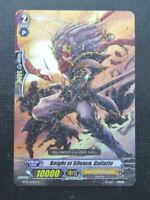 Gallatin V-MB01//023EN C Foil Common Card Cardfight Vanguard Knight of Silence