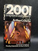 2001: A Space Odyssey, Arthur C. Clarke Scarce 1st UK Edition, 1st Printing 1968