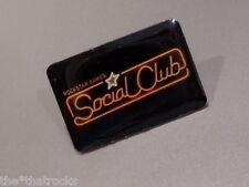 $$$$$ ROCKSTAR GAMES SOCIAL CLUB PIN BADGE $$$$ GRAND THEFT AUTO $$$$$ MAX PAYNE