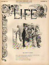 1887 Life February 10-Chinese Ball is overwhelmed;Harte