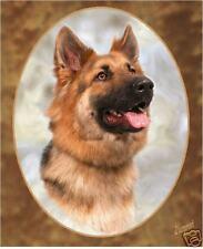 German Shepherd Dog Mousemat Design No. 13 by Starprint - Auto combined postage