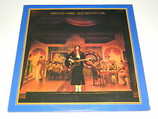 EMMYLOU HARRIS - Blue Kentucky Girl / Orig.1979 Warner Bros. Germany  / LP