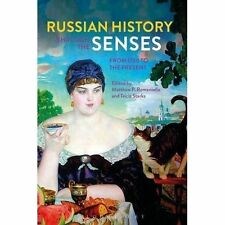 Russian History through the Senses. From 1700 to the Present (Paperback book, 20