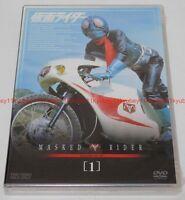 New Kamen MASKED RIDER Vol.1 DVD Japan DSTD-6391 4988101103959