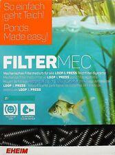 EHEIM Filter MEC 2517101 Mechanisches Filtermedium 2L für Teiche 7,98€/L