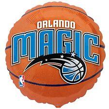 Orlando Magic Basketball Foil Balloon Licensed by NBA Tailgate Birthday