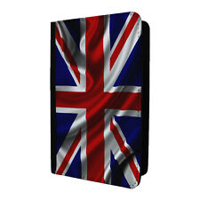 Country Flag British Passport Holder Case Cover - ST-T2348