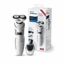 Philips Norelco Star Wars Shaver 175, Wet & Dry Electric Shaver & Styler, SW175