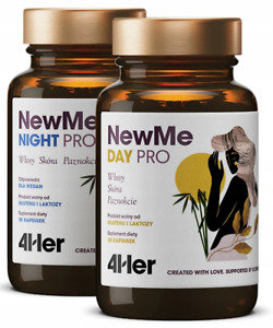 NewMe PRO Day&Night 30+30 capsules | HealthLabs, Skin&Hair&Nails, FREE P&P