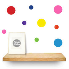 40 x Mr Tumble Polka Dot / Spotty Wall Stickers / Decals